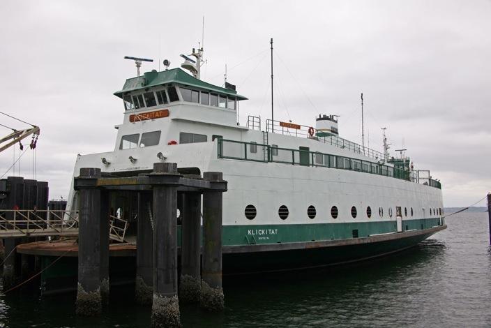 Washington S Steel Electric Ferries